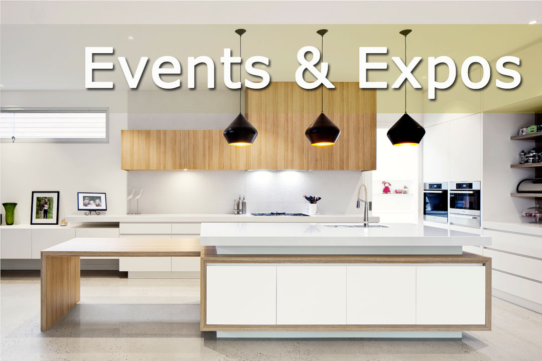 Kitchen + Bathroom Events & Expos