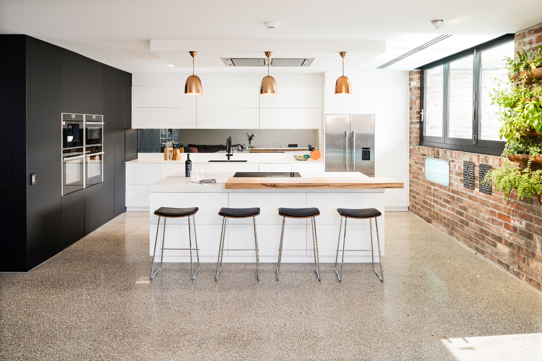 Melbourne Contemporary Kitchens - Melbourne Kitchen and ...