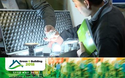 Green + Building Exhibition – May 2018