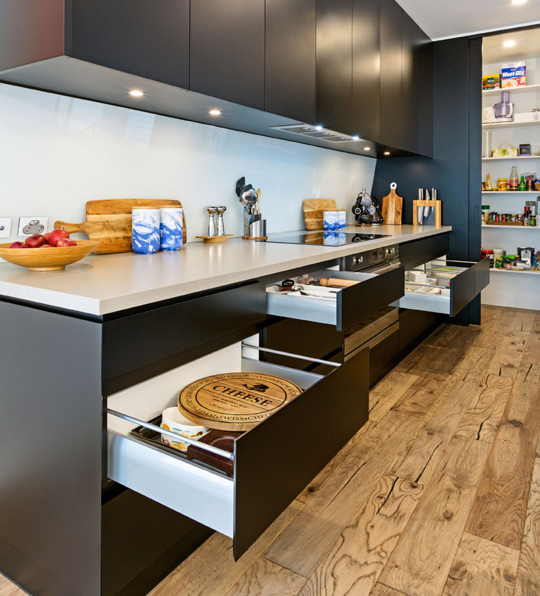 Image Credit: Kitchens by Peter Gill