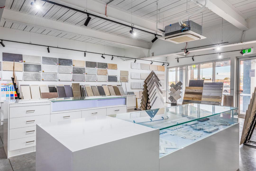 Amazing Tiles & Stone Keilor East new showroom tiles bathroom kitchen ceramic porcelain