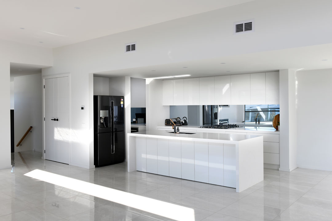 Kitchens U Build BLUM Lincoln Sentry cabinetry Melbourne