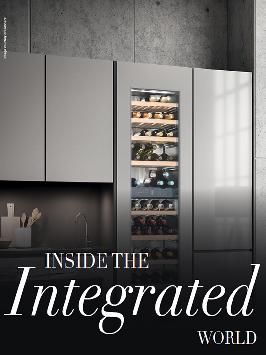 Integrated Appliances Feature