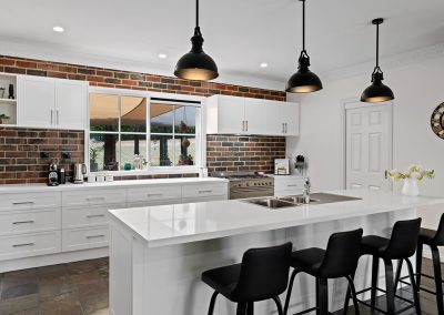 The Custom Kitchen–Flatpack Face-Off